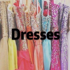 Dresses & Skirts - Dresses- I'm motivated to sell the dresses.